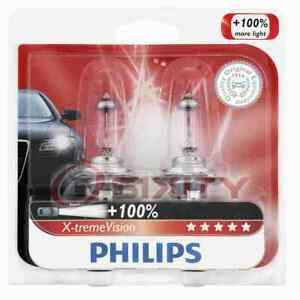 Philips Low Beam Headlight Bulb for Chevrolet Epica Optra 2004-2007 vx