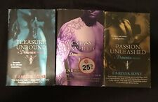 Lot of 3 Larissa Ione Demonica series Very Good