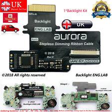 L-shaped Backlight Kit LCD SP Screen GBM Adjustment Scheme Stepless Dimming 1x