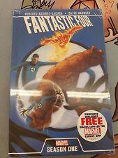 Fantastic Four Season One Marvel HC Hardcover