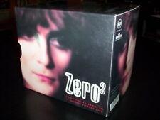 """Renato Zero """"ZERO 3"""" BOX 10 CD - 40 brani in 10 singoli Picture disc - RCA 1998"""
