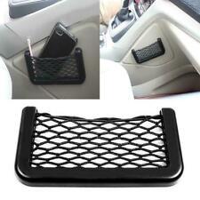 Universal Auto Sitz Seite Zurück Net Lagerung Tasche Pocket-Organizer S9A6