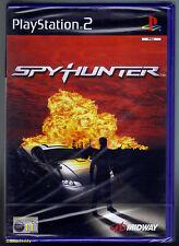 PS2 SPYHUNTER (2001), Regno Unito PAL, Nuovo di Zecca & Sony Sigillato in Fabbrica