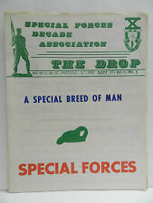 GREEN BERET THE DROP MAGAZINE, SEPT. 1974 ORIGINAL ISSUE, SPECIAL FORCES ASSOC.