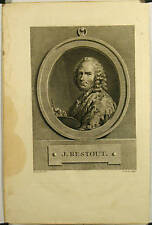 Jean Restout gravé par Le Vasseur d'après Restout fils