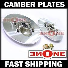 MK1 Universal Fit Camber Plates Lancer Evo 5 6 7 8 9 10