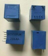4 x ASTEC SCD05PUN Hall Effect Current Sensor - 5A, 5V Supply, Japan