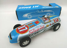 Voiture Silver Jet Racer 25 Cm Neuf + Boite 1960 SSK Japan Jouet Ancien