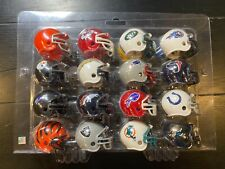 Mini NFL Football Helmets, Collectible Complete Set of 31 - Missing Giants 2012