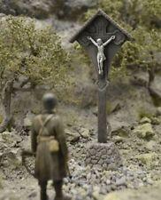 DioDump DD090 Roadside crucifix 1:35 scale resin cross diorama accessories
