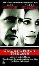 Conspiracy Theory: Tie In Edition, Marks, J. H., 0451194160, Book, Acceptable