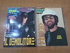 CIAK n.1 del 1994 CON SCHEDE FILM In copertina SYLVESTER STALLONE +CIAK RACCONTA