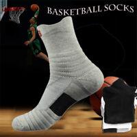 Anti -Schweiß Basketball Socken Atembare Socken Knöchel Sportliche Strümpfe