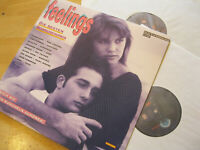 2 LP Feelings Die besten Schmusesongs Roxette Santana Vinyl Emi 186-7 99043 1