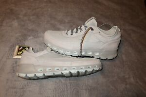 ECCO Grey Sport Cool 2.0 Textile GTX Sneakers Men's Size 12 US NWOB BRAND NEW