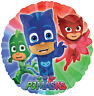 "PJ MASKS HELIUM QUALITY FOIL BALLOON 18""/45CM BIRTHDAY PARTY SUPPLIES"