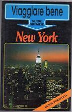 VIAGGIARE BENE NEW YORK GUIDE GREMESE