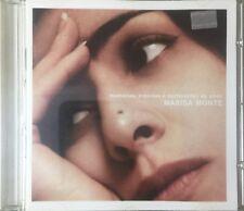 Memorias Cronicas E Declaracoes De Amor [IMPORT] by Marisa Monte (May-2000, Emi)