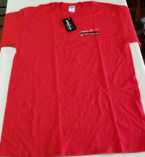 New Red Monster Cable T Shirt Mens size large-NWT