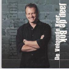 Jaap De Bok-De Volgende Keer cd single