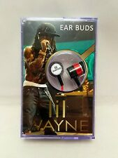 Lil Wayne High Quality Ear buds by Section 8, Inc. (RBC-6588) Stereo Earphones