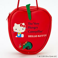 SANRIO Hello kitty ✕ The Very Hungry Caterpillar KIDS Shoulder Bag F/S