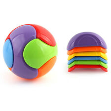 DIY 3D Wisdom Ball Assembly Development Brain Logic Puzzle Game Kids Toys Gift