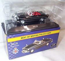 MGB Lancashire Police 1-43 Scale New in box best of british police cars