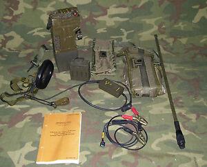 Transmitter Receiver Portable Vhf RV-2/400