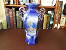 Art Nouveau Date-Lined Ceramic Vases