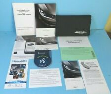 New listing 15 2015 Chrysler 200 owners manual/user guide with Navigation and Uconnect Guide