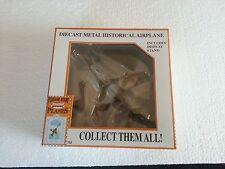 Model Power Postage Stamp Diecast Plane W/ Stand 1/100 ALPHA JET-NIB #5363
