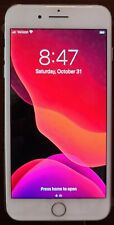 APPLE IPHONE 7 PLUS - 32GB - SILVER (UNLOCKED) A1661 (CDMA + GSM) W/ EXTRAS