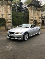 BMW E93. 2.0i convertible  (M sport 170bhp)