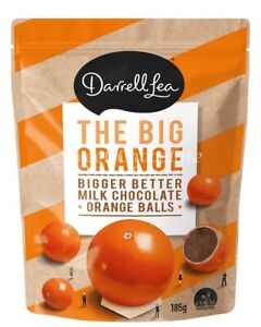 Darrell Lea The Big Orange 185g