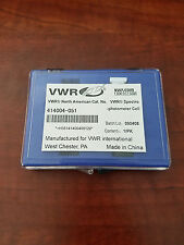 VWR Scientific Products Spectrophotometer Cell 414004-051