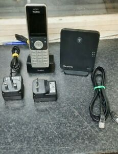 Yealink W60P DECT BASE & W56H - 8 Simultaneous Calls- Inc VAT - Refurbished