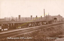 Netherfield & Colwick Railway Station Photo. Nottingham Line. GNR. (2)