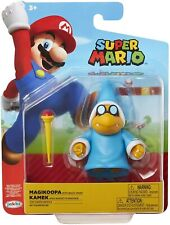 Super Mario 4 Inch Figures - Magikoopa Kamek