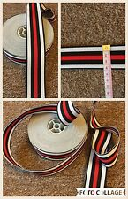 Medal  Ribbon width size: 380mm (1 meter)