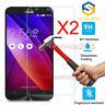 2Pcs 9H+ Premium Tempered Glass Screen Protector For Asus Zenfone Smart Phones