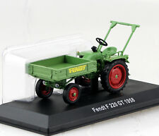Fendt F220 GT grün 1958 Traktor 1:43 Hachette/UH Modellauto