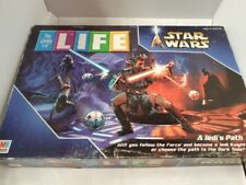The Game of Life A Jedi's Path used MB board game - Complete