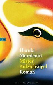 Mister Aufziehvogel: Roman von Murakami, Haruki | Buch | Zustand gut