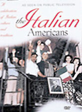 The Italian Americans (DVD, 2005, 2-Disc Set, ACORN MEDIA) AS SEEN ON PBS