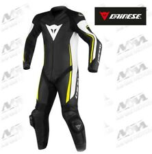DAINESE ASSEN 1 PIECE LEATHER PERFORATED RIDING SUIT- 201513447 SIZE 48