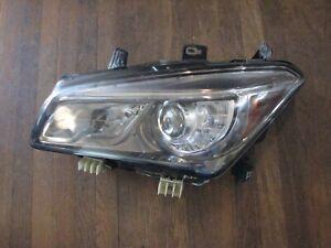 Infiniti OEM 14 15 16 17 QX80 Headlamp Assy 260605ZA1A Left Driver Side OEM