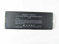 "Laptop Battery for Apple MacBook 13"" A1185 A1181 MA561 BLACK"