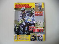 MOTOSPRINT 24/2005 KTM SUPERMOTO 950/KYMCO AGILITY 50