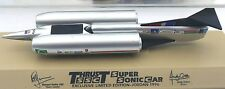 Thrust SSC, Die-cast Model, Jordanian Special Limited Edition,  (Silver).